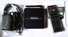 Alunminum case h 265 set top box Amlogic S805 Quad core Android 4.4 TV Box M12