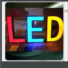 Factory price CE acrylic indoor flashing open closed led signs