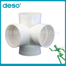 Imported material good price pvc pipe fitting,pvc pipe fitting price,pvc pipe cross fitting