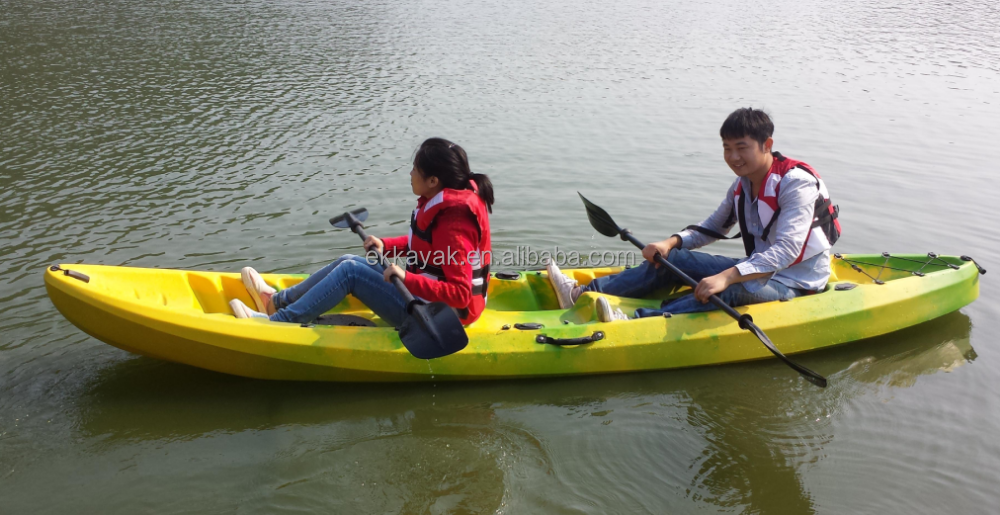 Cheap plastic double seat fishing boat for sale buy for Cheap fishing boats for sale