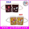 Factory custom hot products wedding favors gifts color change mugs