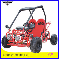 Go Kart / 110cc Go Cart road legal dune buggy/electric beach cart (G7-03)