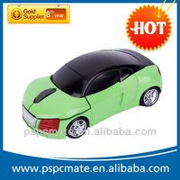 Wireless Optical Car Mouse 1600dpi 3D USB 2.4G Laptop