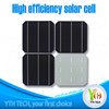 6x6 inch best monocrystalline solar cell price for solar panel/price per watt solar panel