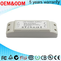 2015 new CE SAA Constanct Voltage 80W 60W 50w 30w led driver 12v switching power supply for led light