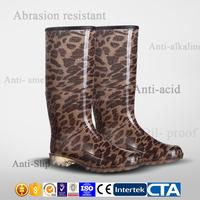 100% waterproof neoprene rain boots women