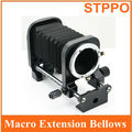 Macro Extension Tube fuelle para Nikon F Mount DSLR Cámara SLR
