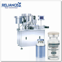 R-VF Pharmaceutical Infusion Use insulin vial filling machine Sealing Type Cork