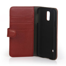 S5 Wallet Case Luxury Stand Genuine Leather Case Flip Cover Built-in ID Credit Card Holder & Money Pocket for Samsung Galaxy