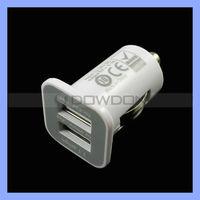 3.1A Dual USB Car Charger for iPhone 5 4 4S iPad Mini iPad 4 3 2 iPod