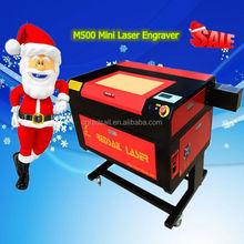 Redsail M500 Laser Engraving Machine making Christmas Ornament
