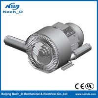 High quality Air Lift Vacuum Pressure Turbine Blower Side Channel Blower