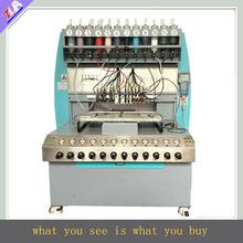 JY-B02 hander operation 12 clolor pvc trademark machine