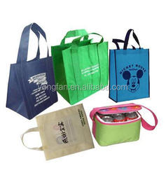 Non woven shopping bag, folding shopping bag, cooler bag
