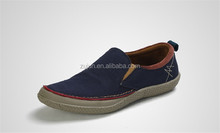 canvas shoes fashion sneakers men slip-on shoes