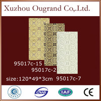 Jiangsu manufacturer 3d wall papers home decoration for interior decor