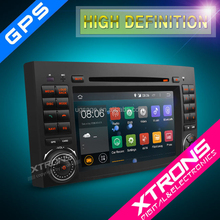 "XTRONS PF7M245A 7"" Touch screen android 4.4.4 Quad-Core KitKat dvd car for mercedes B-W245 with CANbus GPS Wifi 3G"