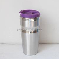 450ML metal promotional mug,stainless steel magic mug