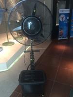 """26"""" inch electric portable water spray industrial mist fan"""