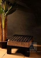 6115/1-82 Chinese Antique Hand Square Carved durable Coffee Table