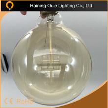 high performance cost ratio edison globe bulb G95/G80/G125