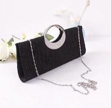 women's fashion classic clutch bag/envelope clutch bag/swarovski crystal clutch bag