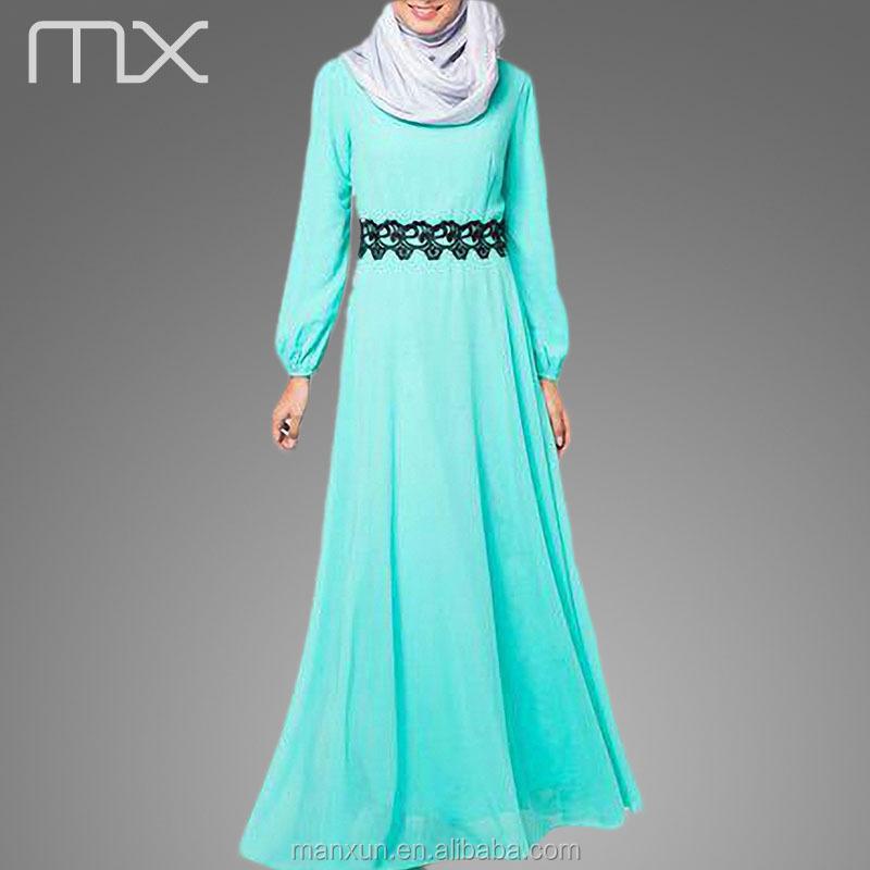 Top robes Blog: Robe soiree longue avec hijab
