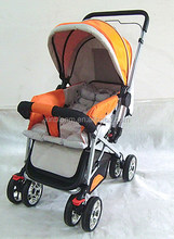 2015 with 3 point safety belt with foot cover and mosquiton pass en1888 pushchairs