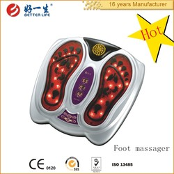Factory wholesale 16 years clinical experience home use massager and detox foot spa