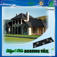 shingle Colorful stone coated metal roof tiles manufactory guangzhou