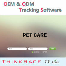 Web/App bicycle GPS Tracking System for Taxi/mobile phone tracking software/tracking system by Thinkrace