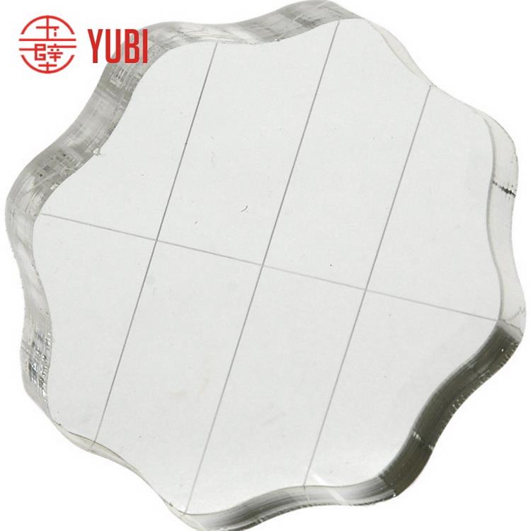 Acrylic frame acrylic block(YB 117 01)02