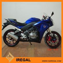 Iregal racing motorcycle 150 cc for dayun