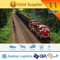 Railway transport from Shenzhen,guangzhou,shanghai to Uzbekistan