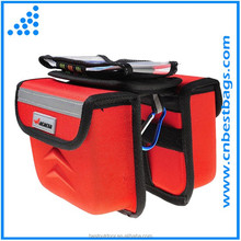 Cycling Bicycle Bike Bag Front Tube Bag for Smartphone 5.5 inch