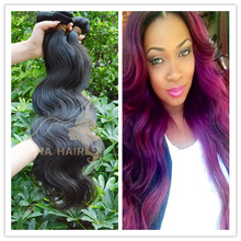 Wholesale true length and thick virgin filipino hair bundle deals