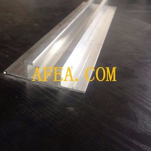 aluminum rail ,t shape aluminum extruded type