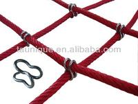 playground climbing rope net