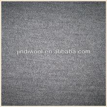 lana di poliestere tessuto di maglia per il cappotto degli uomini