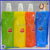 recycled colorful beer spout pouch,stand up beer pouch with spout