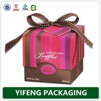 Elegant truffle cake packing boxes cake pop boxes wholesale