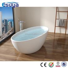 China Wholesale Market adult portable bathtub,Custom Sizes Oval Marble Stone Bathtub with Cheap Price