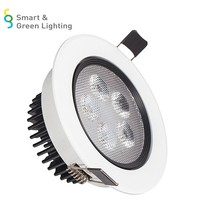 3.5'' AC100-240V 7w led downlight at cheap price