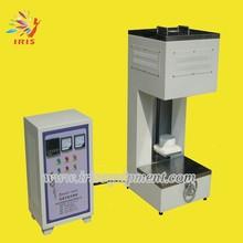 Split hand laboratory electric mini furnace