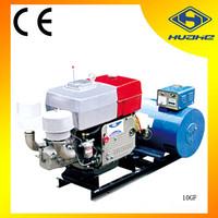 HUAHE diesel generator set fuel consumption 10kv,cheap price 50hz diesel generator set 10kv