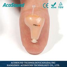 Acomate 210 Instant Fit mini rehabilitation internal hearing aid