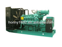 100kW-3000kW Diesel/Gas Generator with AVR 3 Phase