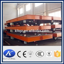 storage power electric flat car, transport carriage