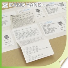 OEM high quality multi label for medicines with qr code