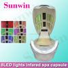 SW-708S professional ozone sauna spa capsule & ozone steam sauna for sale